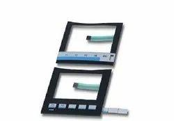 Interchangeable Membrane Keypad