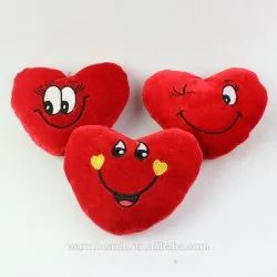 Red Color Heart Soft Toys