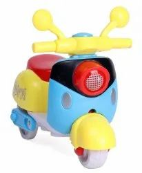 Baby Unbreakable Toy Scooter