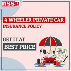 4 Wheeler Private Car Insurance Policy