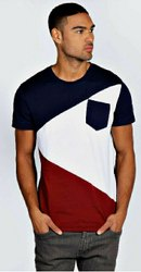 Cotton Designer Half Sleeve T-Shirt