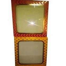 Square Paper Chocolate Box, Box Capacity: 1-5 Kg
