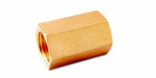 Brass Hex Pipe