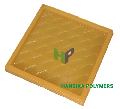 Rubberized PVC 36 Big Capsule Tile Moulds, Thickness: 25 / 30 mm