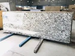 SGM Alaska white Granite Slab