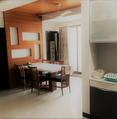 3 Bhk Apartment Interior Design Service In Bhayli Vadodara Adya Design Studio Id 18973035555