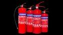 Dry Powder Cartridge Type Fire Extinguisher
