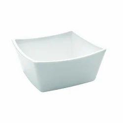 Polycarbonate Square Bowls