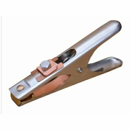 Aluminium Ground Clamp Rs 500 Pcs R B Techno Solution Id 22137550673