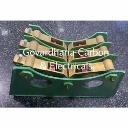 0.5-1.5 inch Copper Carbon Brush Holder, For Electric Motor