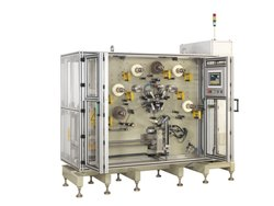 Automatic Grading Capacitor Winding Machine (GC 100)