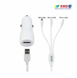 CC 11 Multi 90 White Car Charger