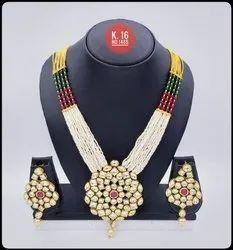 K16 Kundan Jewellery