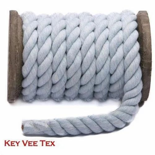 White Cotton Rope