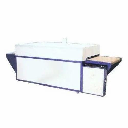 Gas Textile Dryer Machine