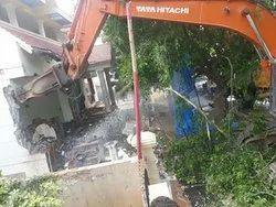 Building Damalis Work In Mysore