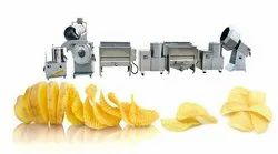 17 HP Potato Chips Machine