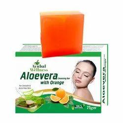 Aloevara Orange Soap
