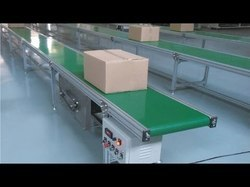 Assembly Line Belt Conveyor Automation