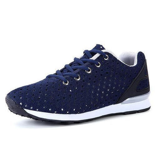 Blue Boys Sports Shoes, Size: 5 - 10