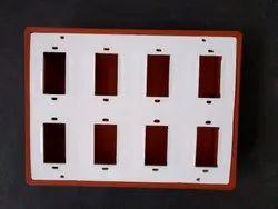 6x8 PVC Electric Box