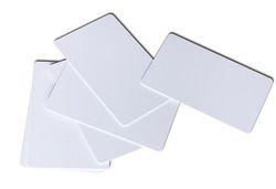 PVC Plain Card