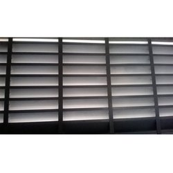 Dhiya Enterprise Aluminium Ventilation Aluminum Louver, For Residential & Commercial