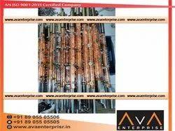 Plexiglas Multicolor 38 mm Acrylic Balusters, For Home, Hotel