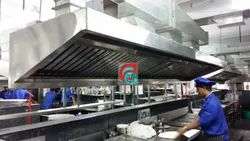 Banquet Hall Kitchen Ventilation System