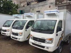 ff37b5e645 Mini Reefer Van. Get Quote. Refrigerated Vans