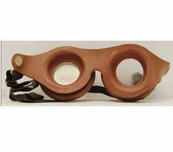 Female Rubber Goggles