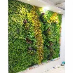 Artificial Decorative Wall Grass