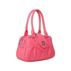 Ladies Pink Shoulder Bag