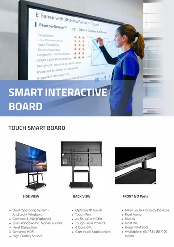 Smart Interactive Board