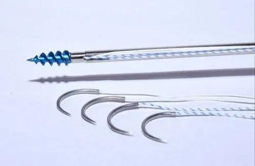 Implantation Equipment Shoulder Arthroscopy Anchor, Rs 5500 /unit | ID:  21059778912