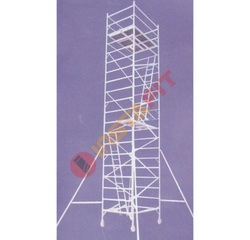 Aluminum Single Width Mobile Scaffold Without Stair