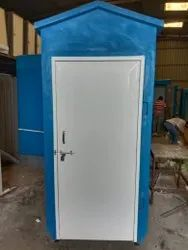 ROTO Molded HDPE Low Cost Security Cabin