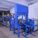 Ten Roll Fully Automatic Paper Plate Machine
