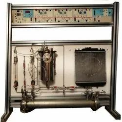 Process Control Trainer - Shell Tube Heat Exchanger