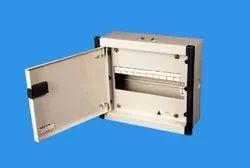 Single Door MS Sheet MCB Box