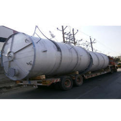 Horizontal Orientation Storage Tank, Capacity: 1000-10000L, Max Design Pressure: 30-40 Bar