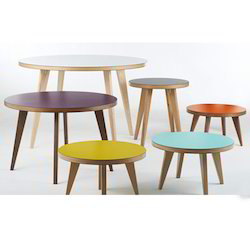Canteen Round Table