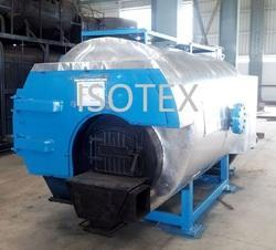 Solid Fuel Fired Package Steam Boiler