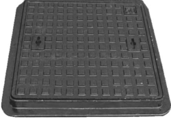 Ductile Iron Square Manhole Cover