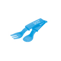 Baby Blue Spoon Fork Set
