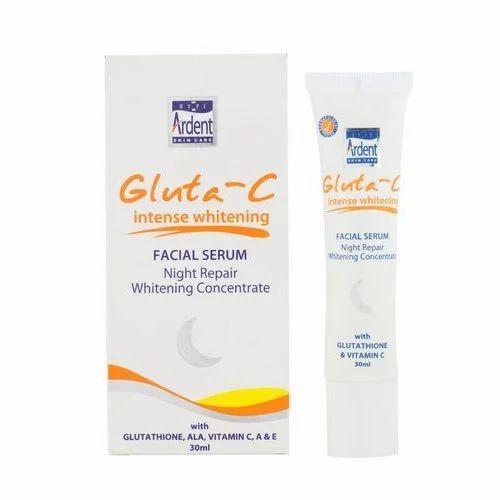 Gluta Fresh Paket Perawatan Wajah Whitening Series. Source · Gluta-C Whitening Facial Night Serum