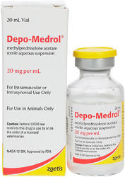 Methylprednisolone Acerate Sterile Aqueous Suspension