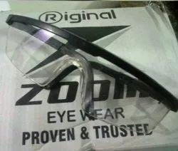 Polycarbonate Transparent Zoom Goggle