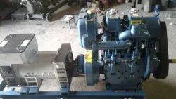 2.5 To 10 Kva Diesel Generator Set, 220v