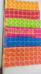 Totone Silk Jacquard Fabric